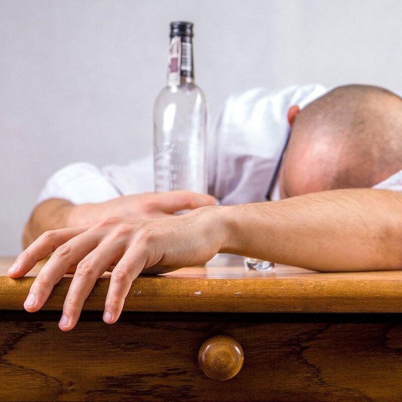 Weniger Alkohol trinken